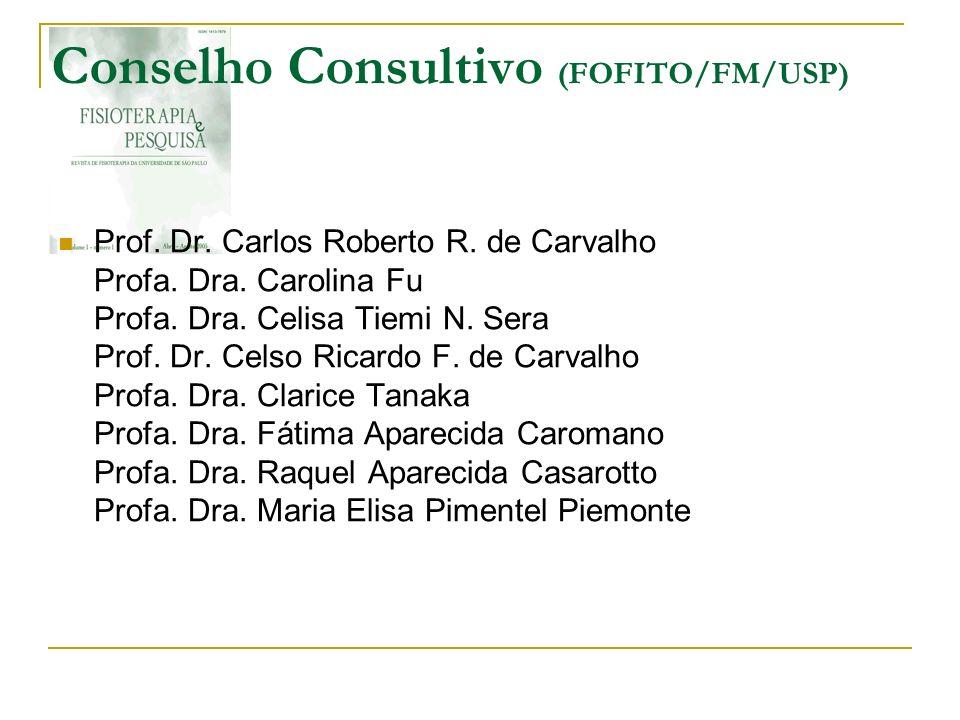 Conselho Consultivo (FOFITO/FM/USP)
