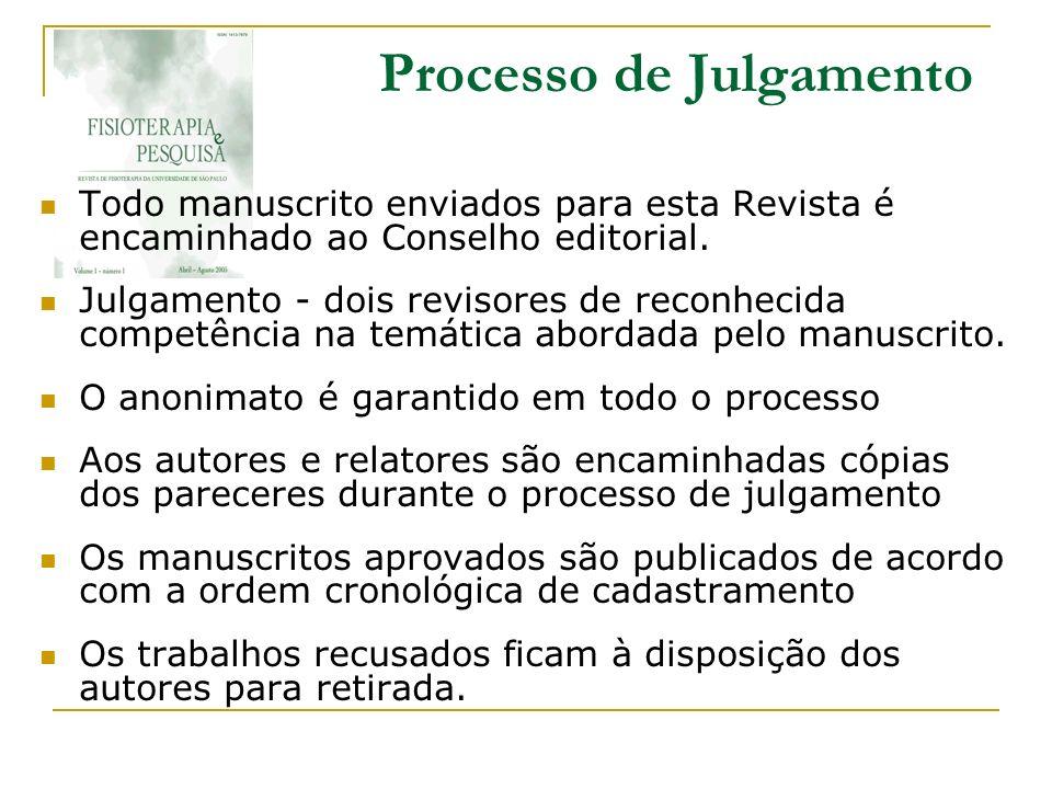 Processo de Julgamento