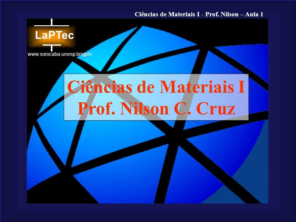 Ciências de Materiais I