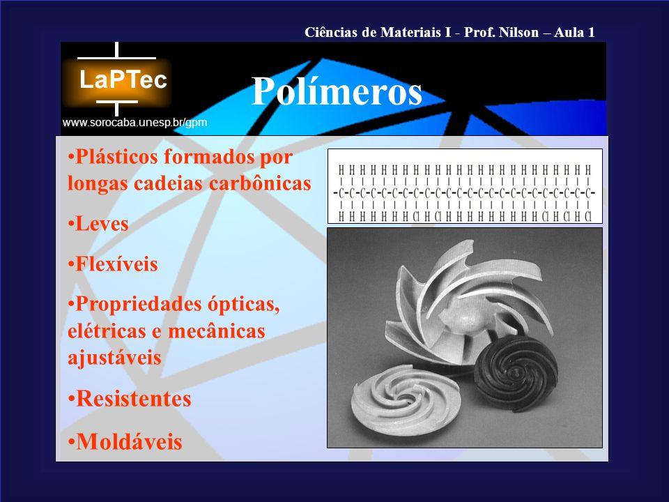 Polímeros Resistentes Moldáveis