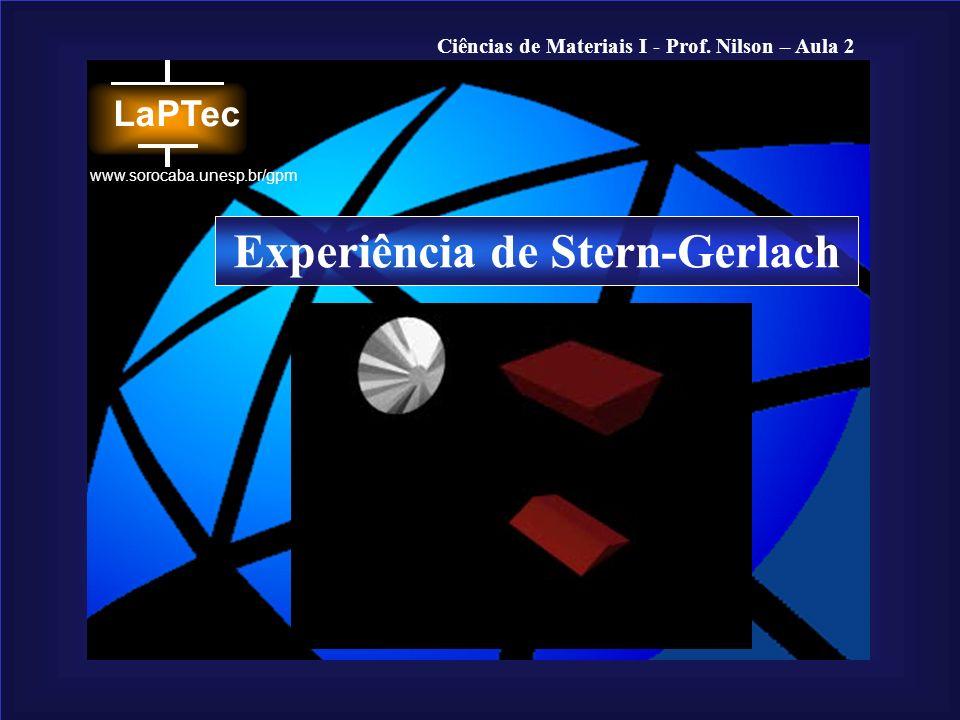 Experiência de Stern-Gerlach