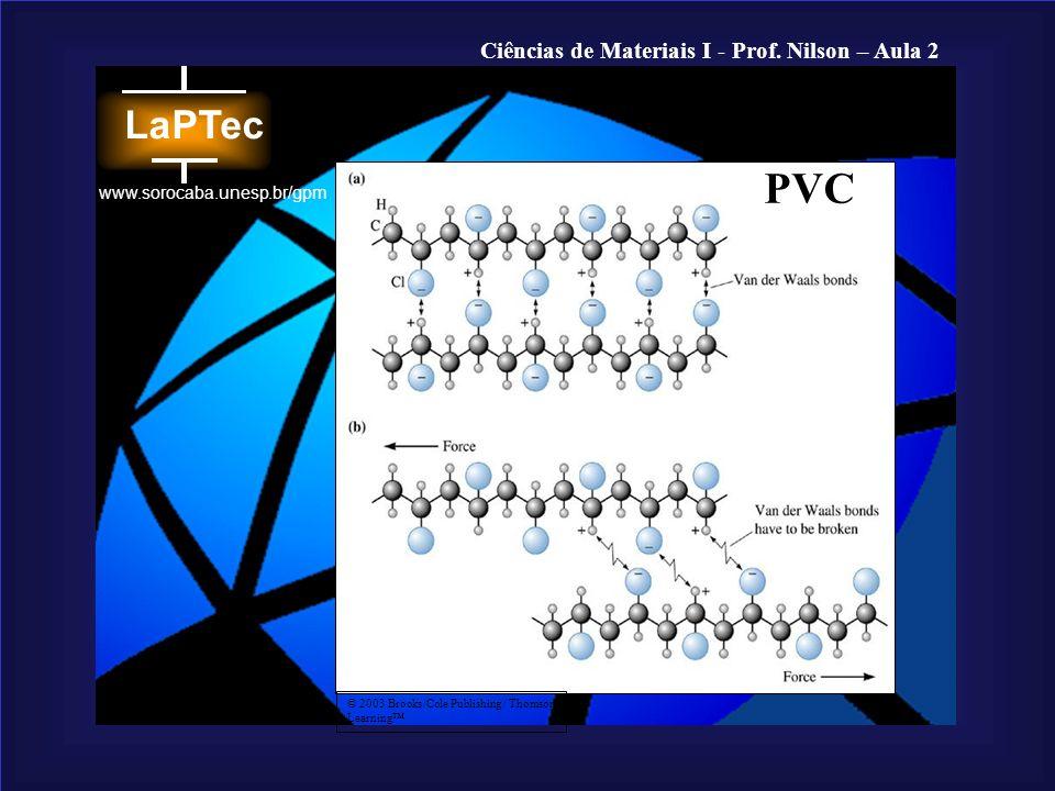 PVC © 2003 Brooks/Cole Publishing / Thomson Learning™