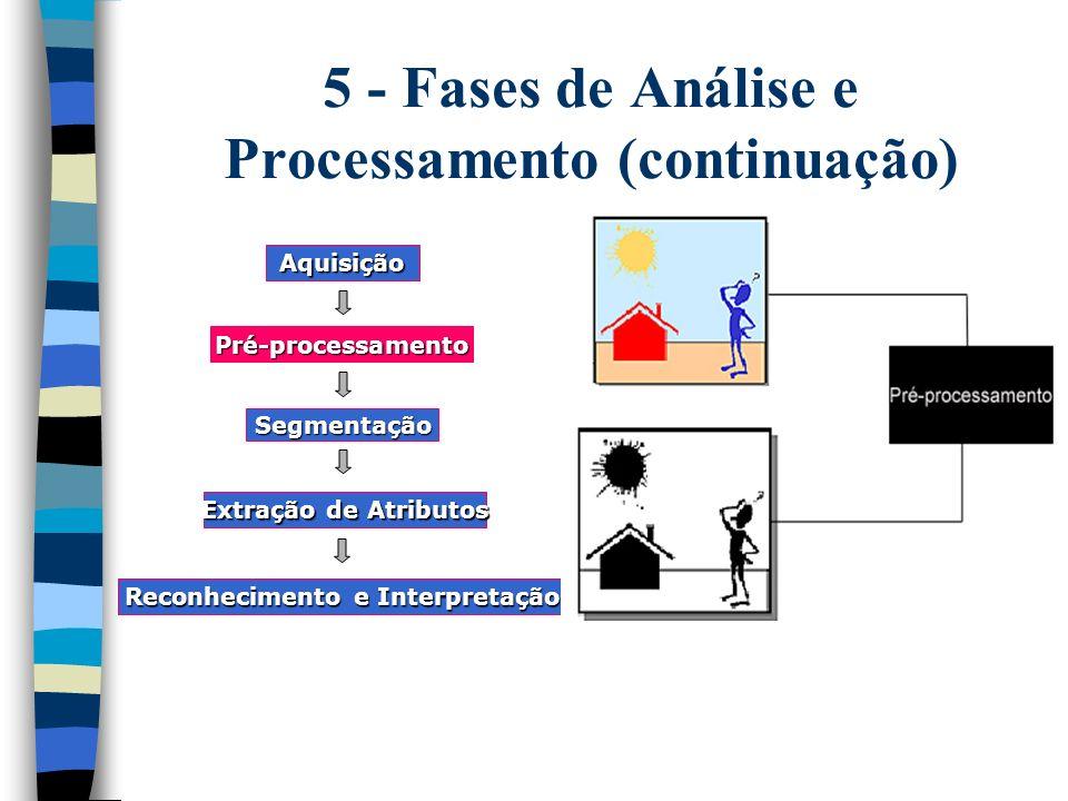5 - Fases de Análise e Processamento (continuação)