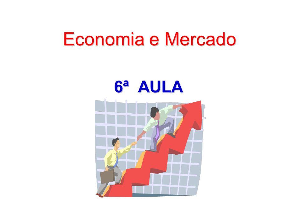 Economia e Mercado 6ª AULA