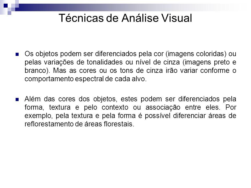 Técnicas de Análise Visual