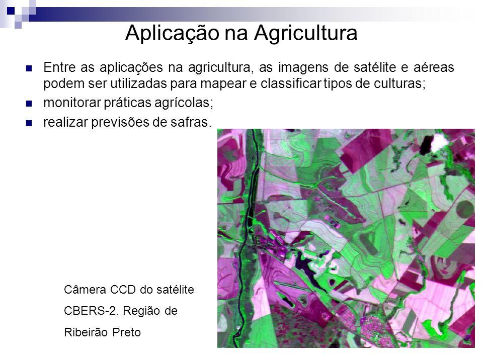 Aplicação na Agricultura