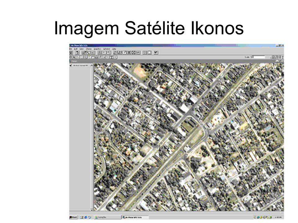 Imagem Satélite Ikonos