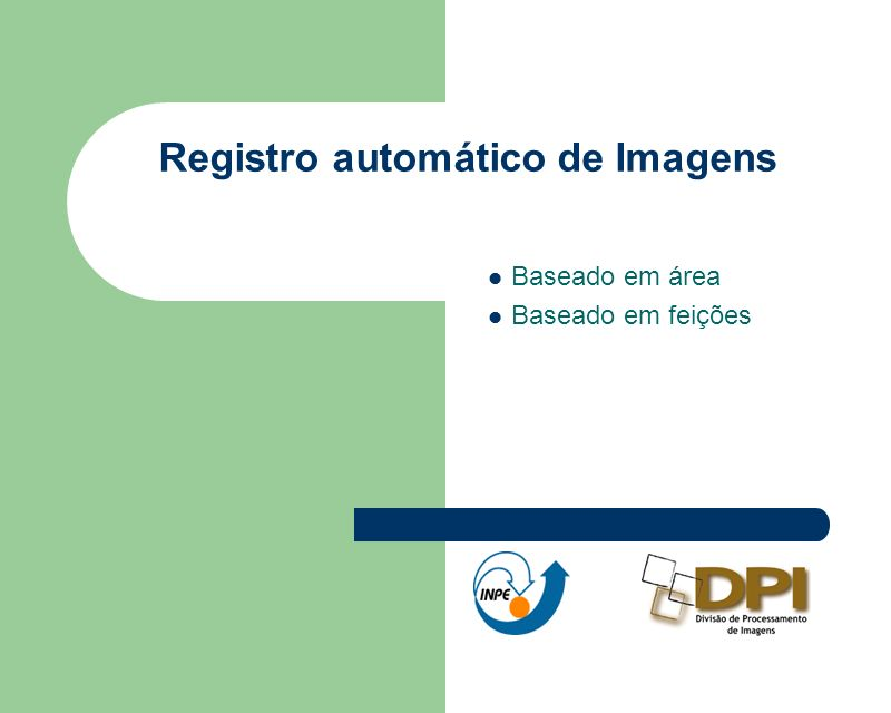Registro automático de Imagens