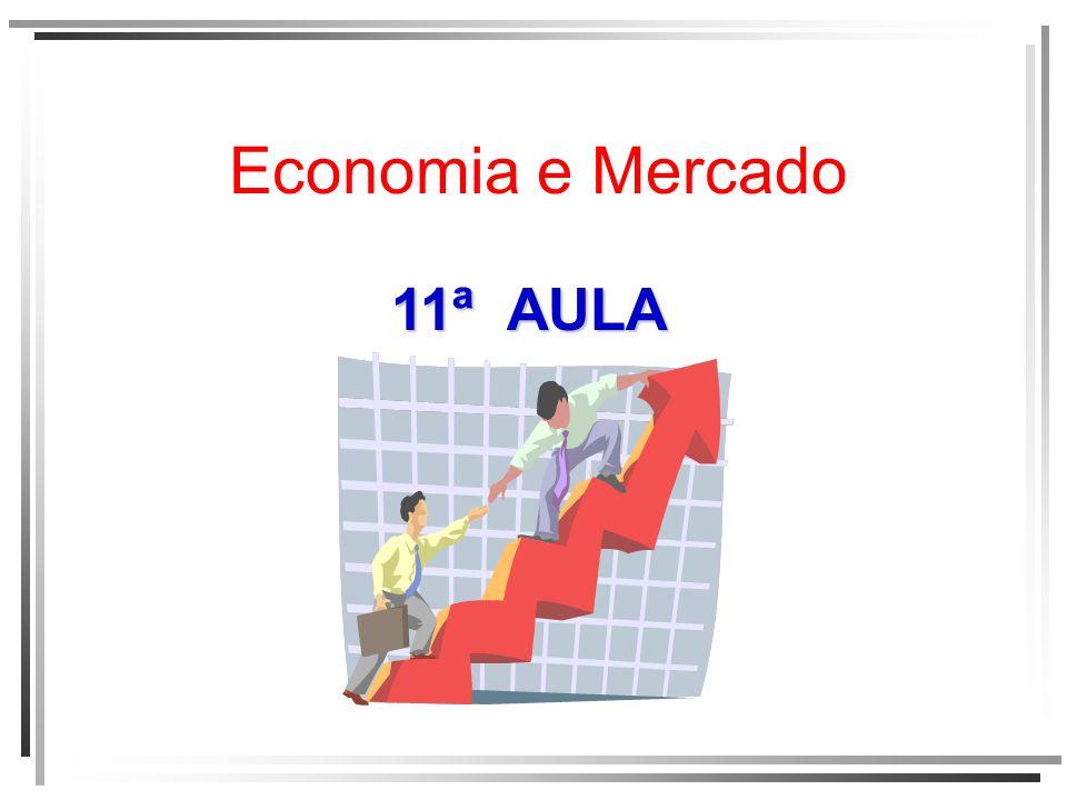Economia e Mercado 11ª AULA