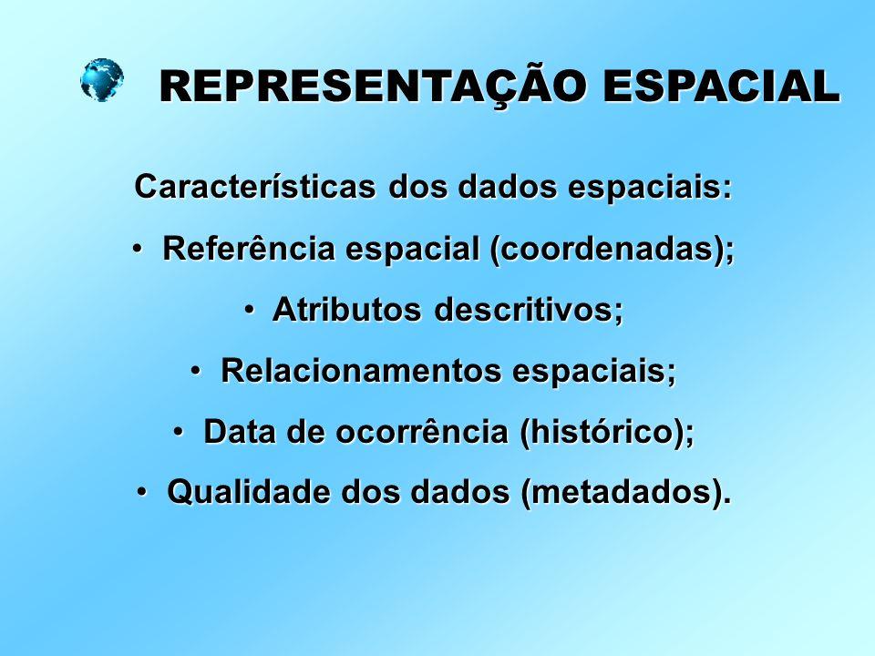 REPRESENTAÇÃO ESPACIAL