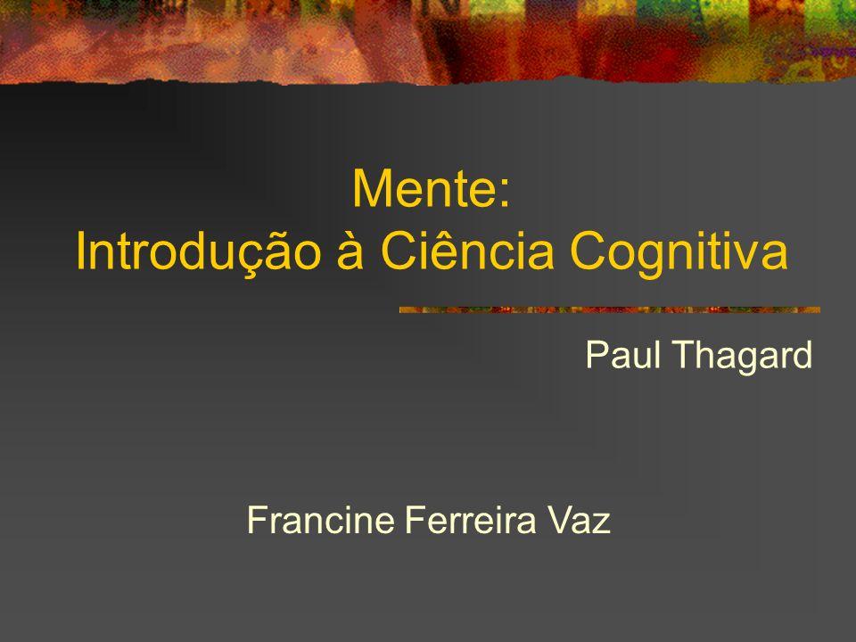 Mente: Introdução à Ciência Cognitiva