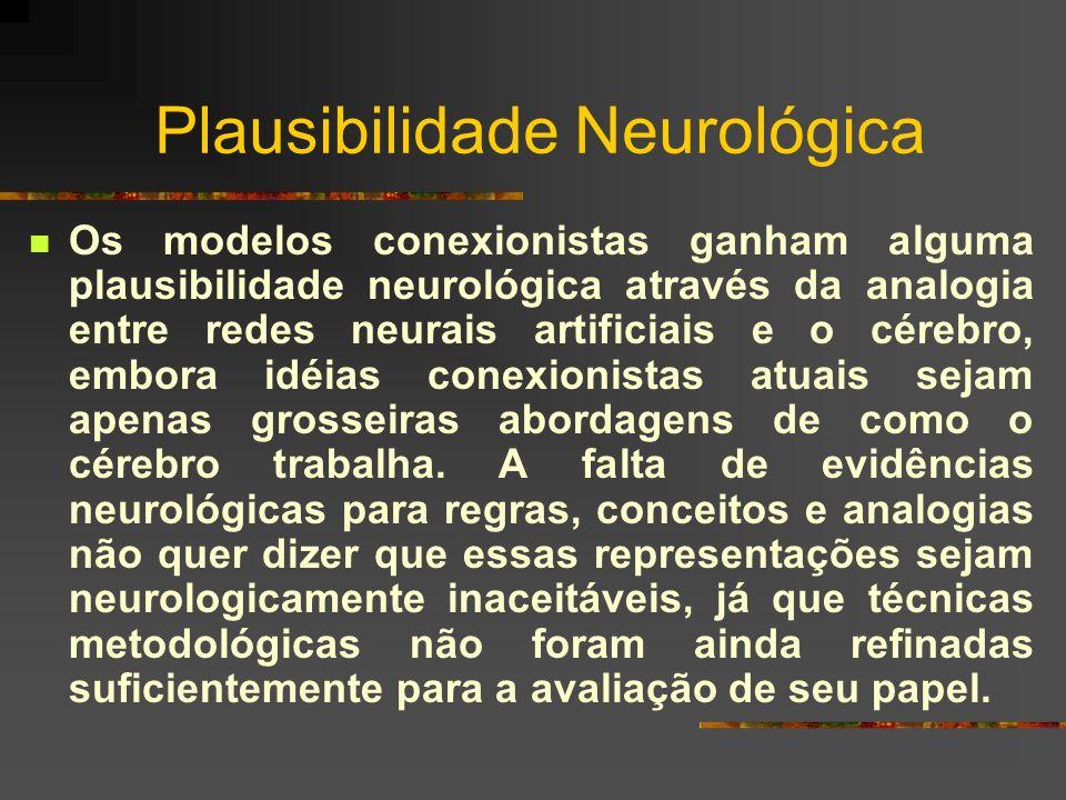 Plausibilidade Neurológica