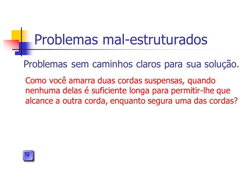Problemas mal-estruturados