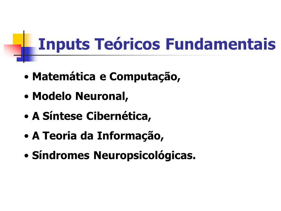 Inputs Teóricos Fundamentais