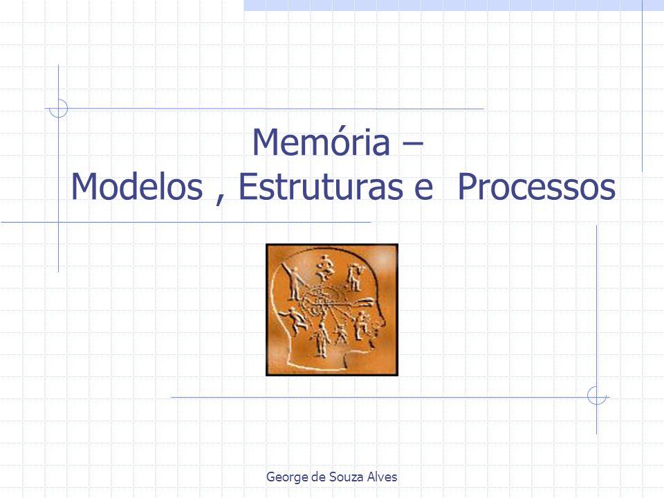 Memória – Modelos , Estruturas e Processos