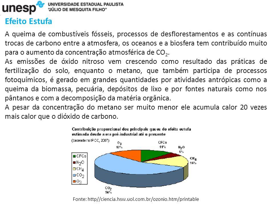 Fonte: http//ciencia.hsw.uol.com.br/ozonio.htm/printable