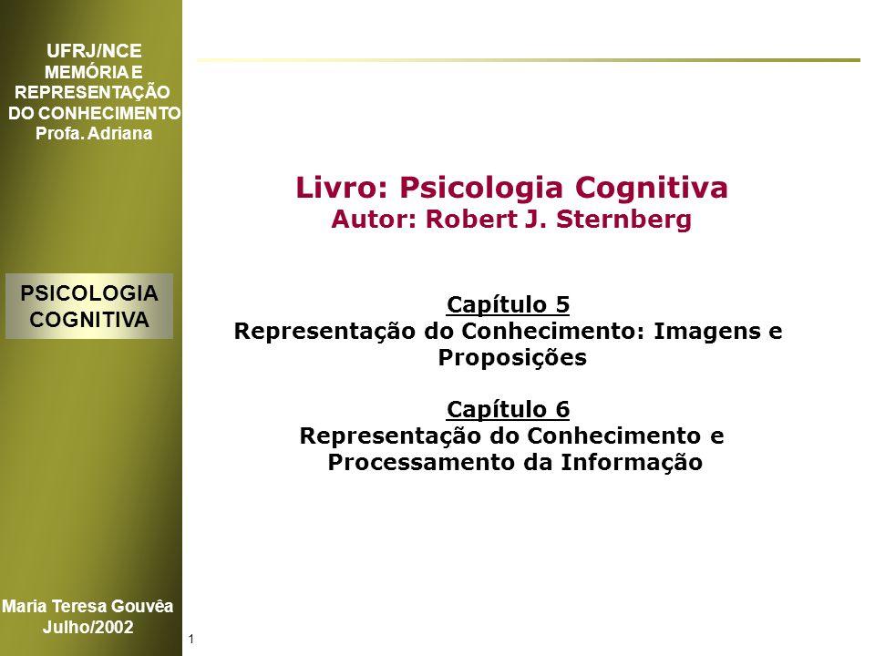 Livro: Psicologia Cognitiva