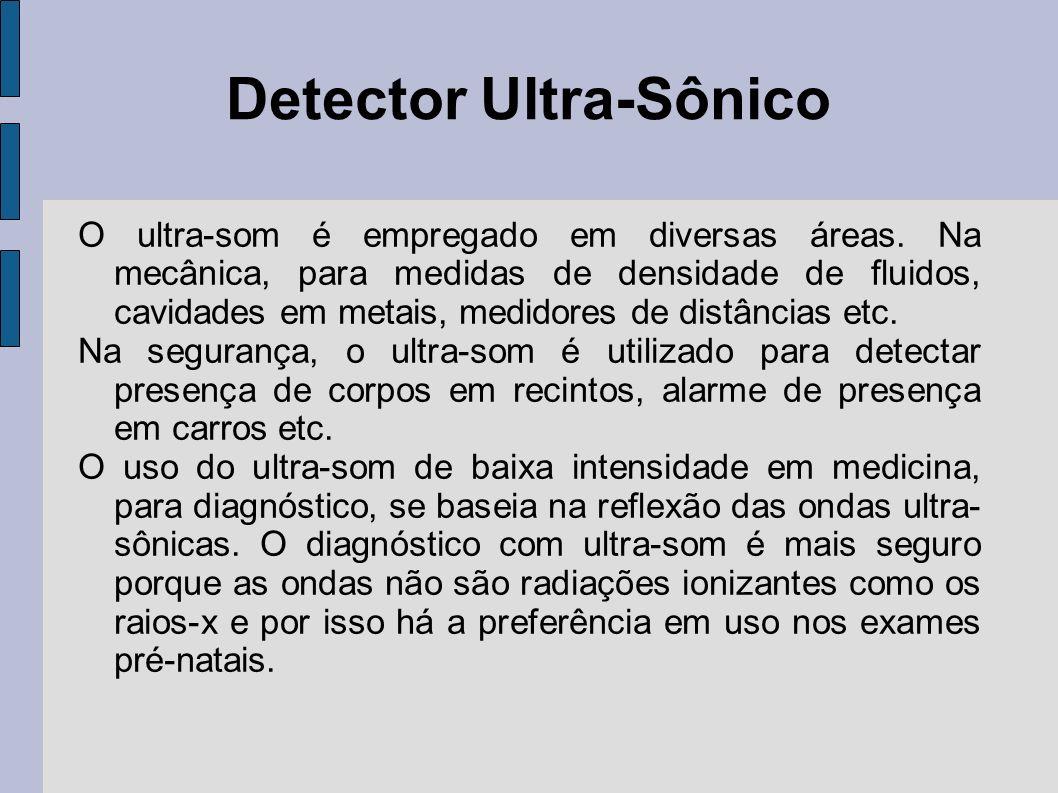Detector Ultra-Sônico