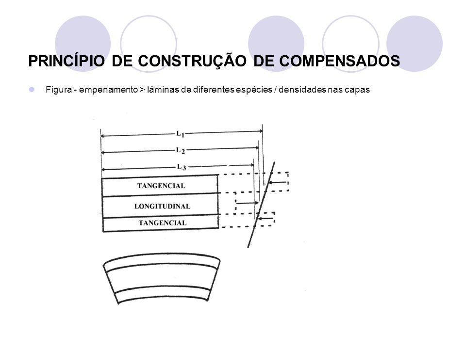PRINCÍPIO DE CONSTRUÇÃO DE COMPENSADOS