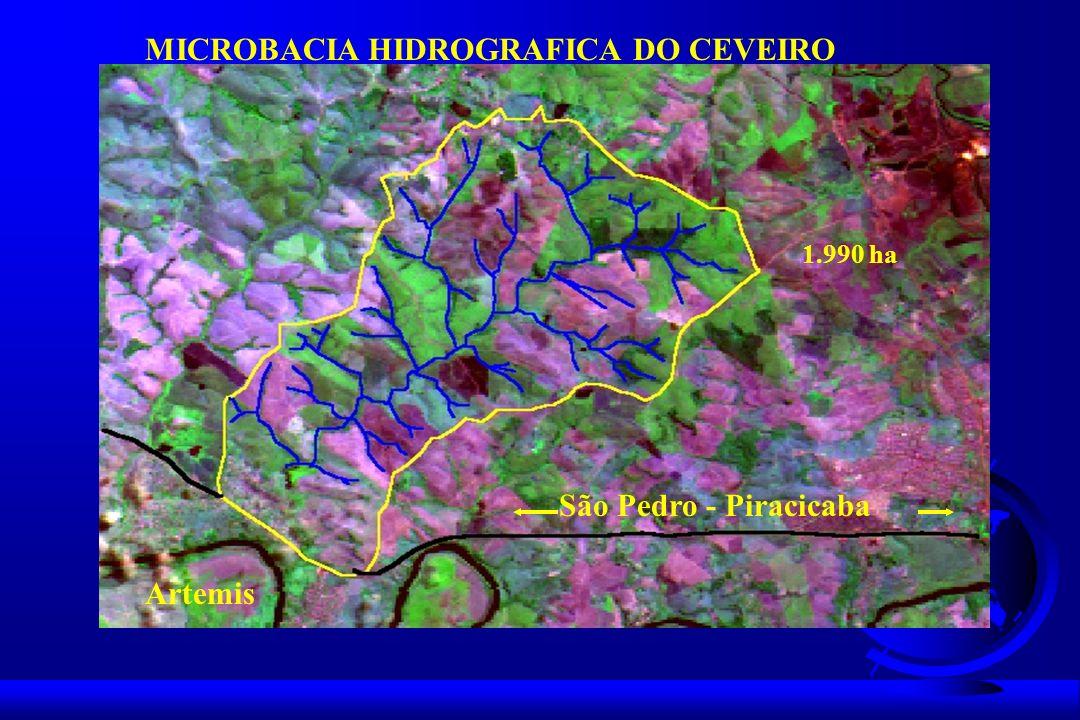 MICROBACIA HIDROGRAFICA DO CEVEIRO