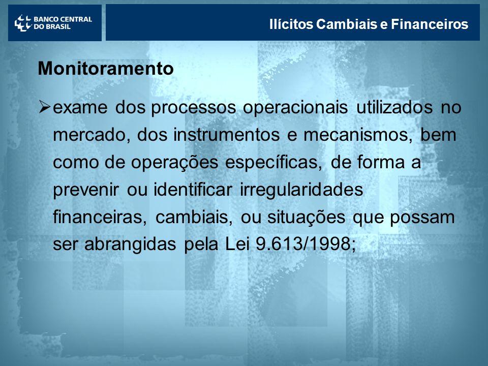 Ilícitos Cambiais e Financeiros
