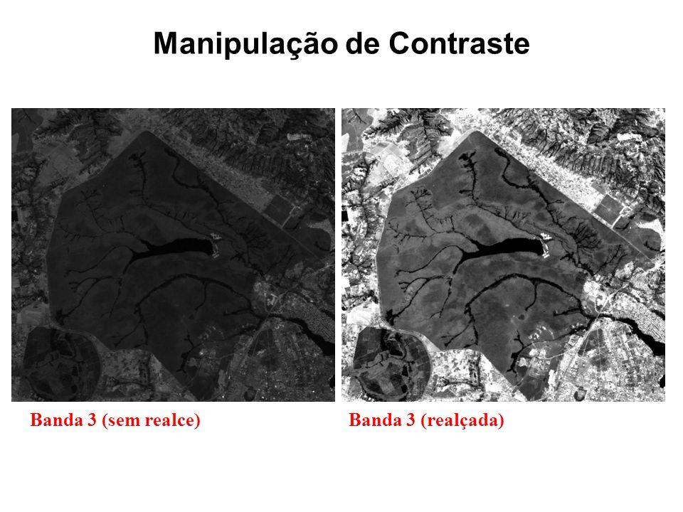 Manipulação de Contraste