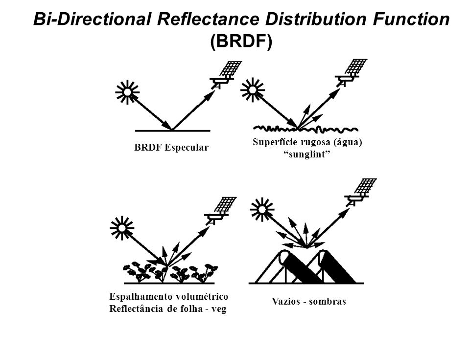 Bi-Directional Reflectance Distribution Function (BRDF)