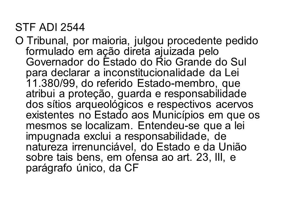 STF ADI 2544