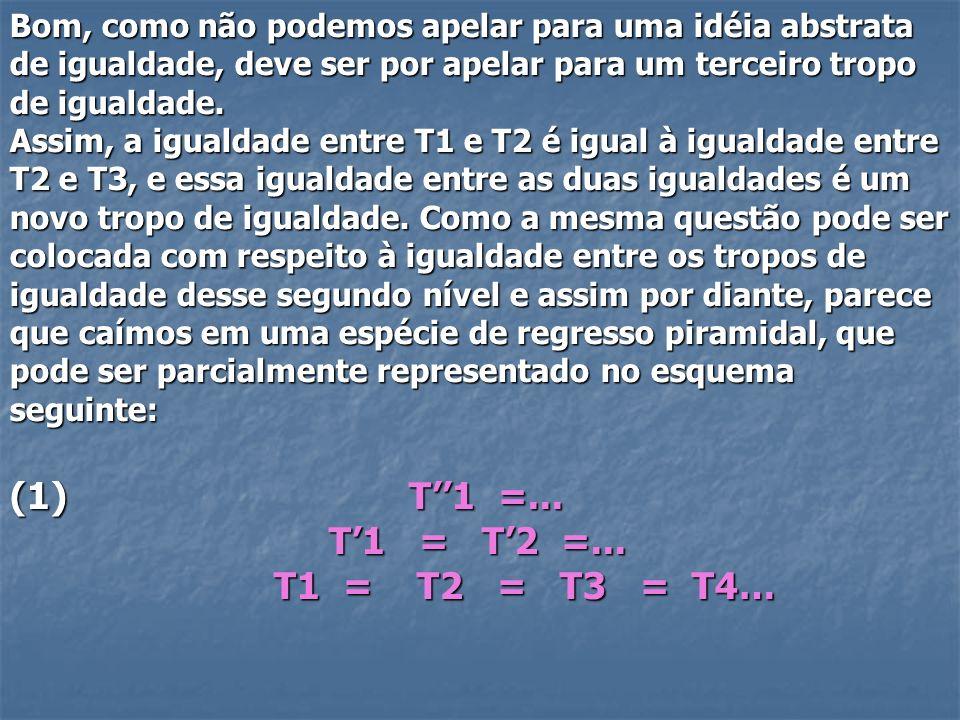 (1) T''1 =... T'1 = T'2 =... T1 = T2 = T3 = T4…