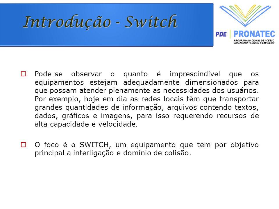 Introdução - Switch