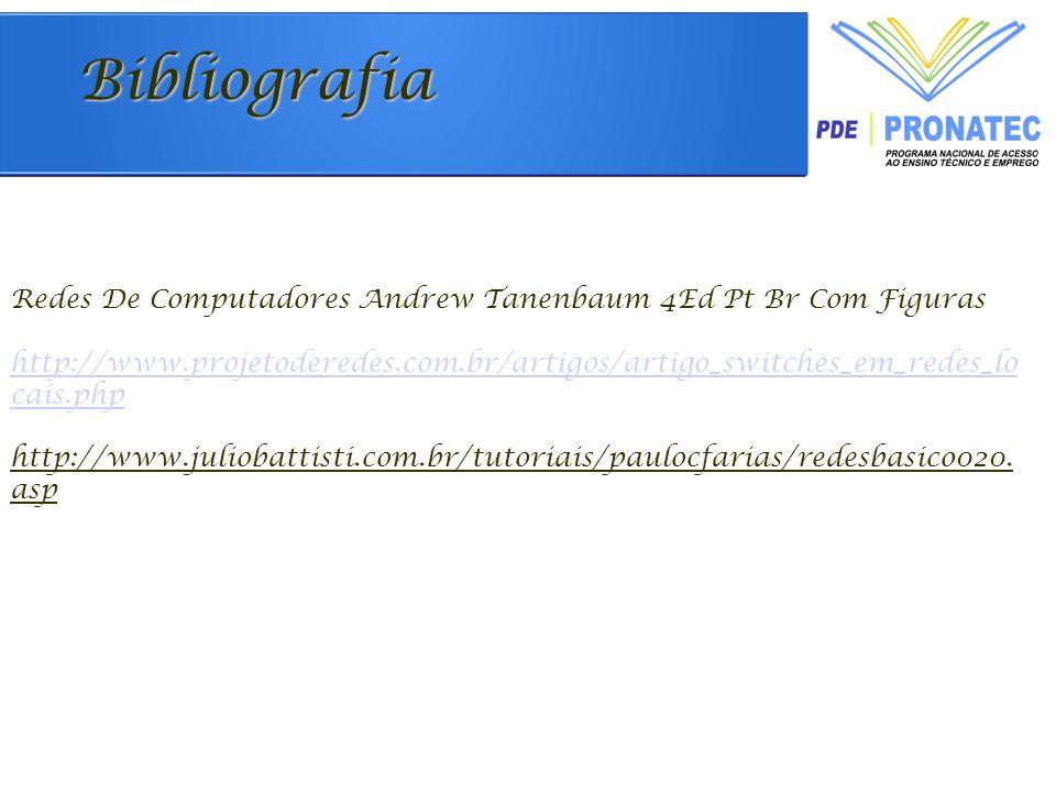 Bibliografia Redes De Computadores Andrew Tanenbaum 4Ed Pt Br Com Figuras.