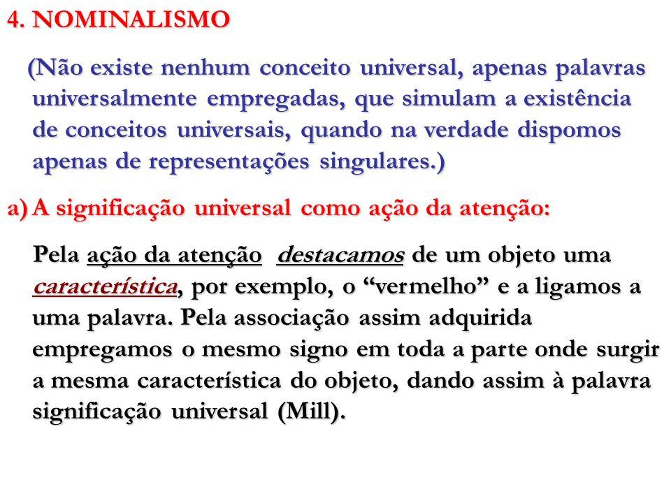 4. NOMINALISMO