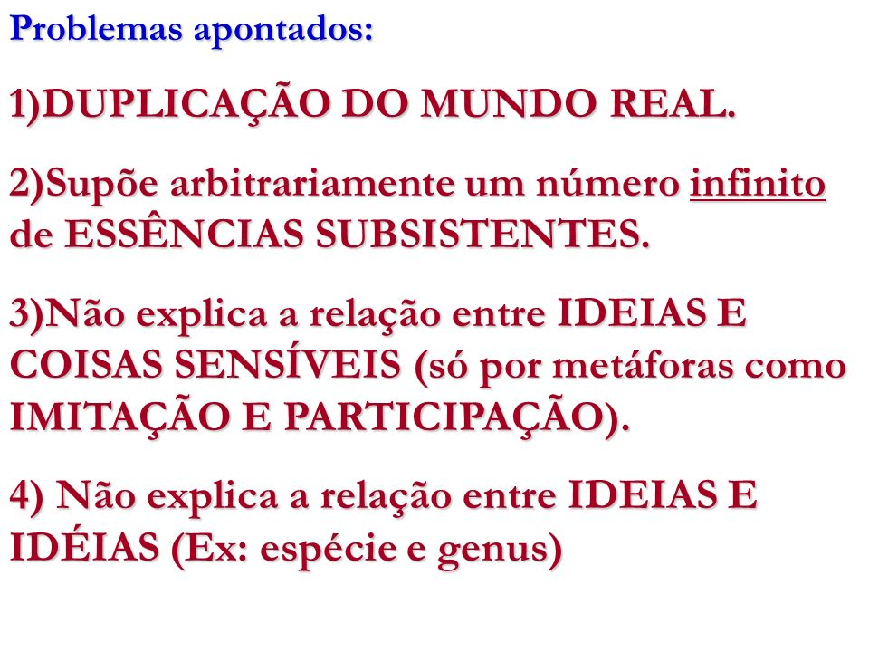 DUPLICAÇÃO DO MUNDO REAL.