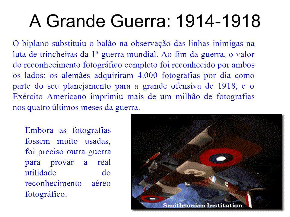 A Grande Guerra: 1914-1918
