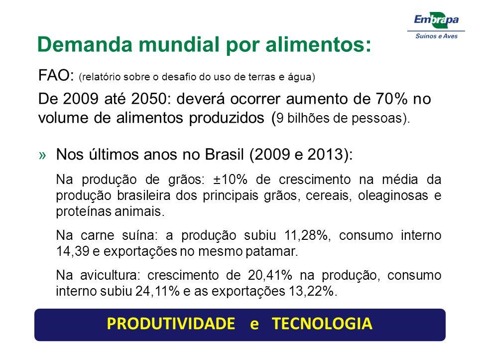 PRODUTIVIDADE e TECNOLOGIA