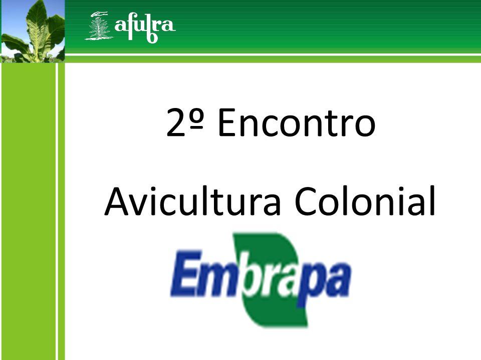 2º Encontro Avicultura Colonial