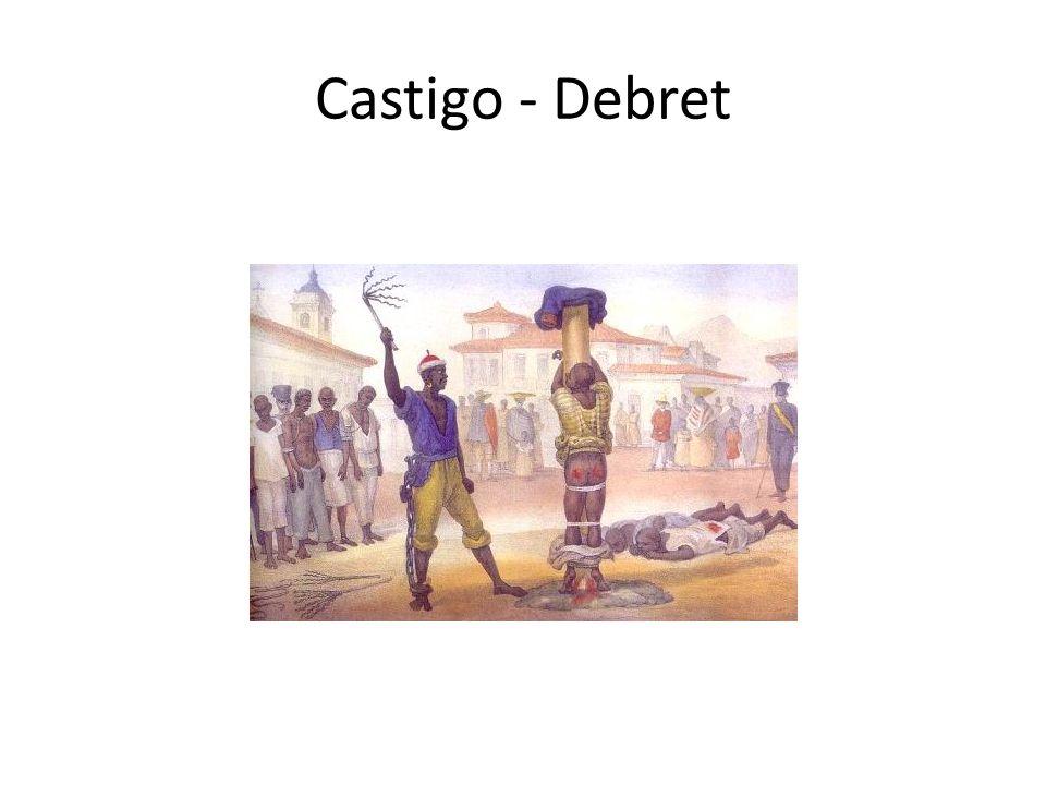 Castigo - Debret