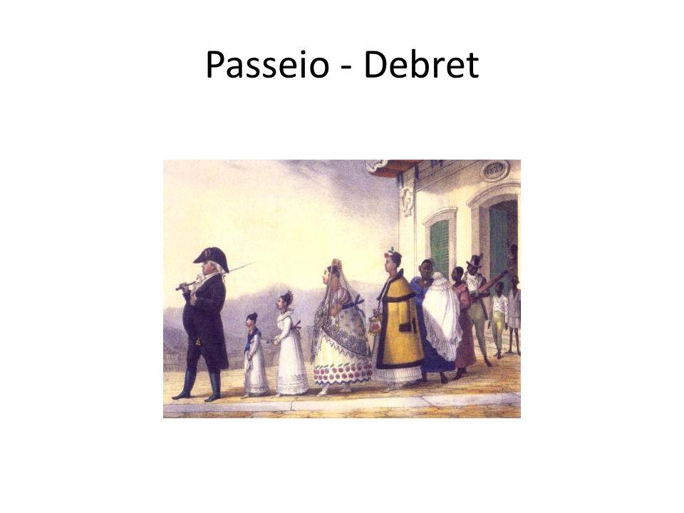 Passeio - Debret