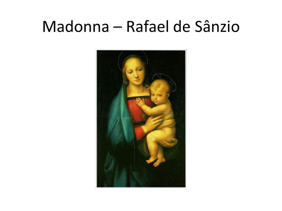 Madonna – Rafael de Sânzio
