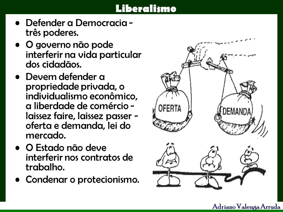 Defender a Democracia - três poderes.