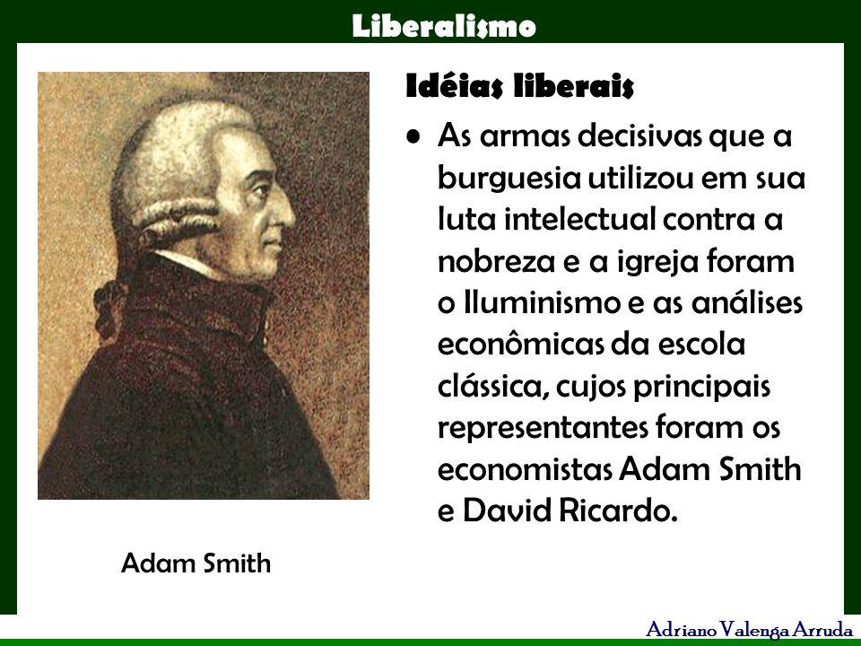 Idéias liberais