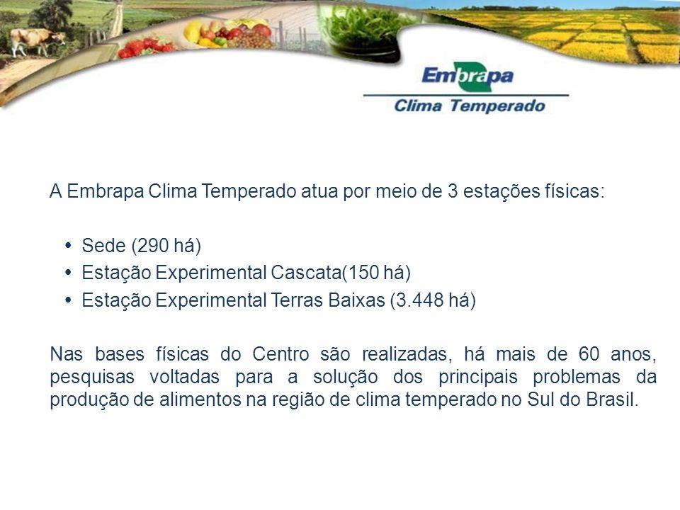 Estação Experimental Cascata(150 há)