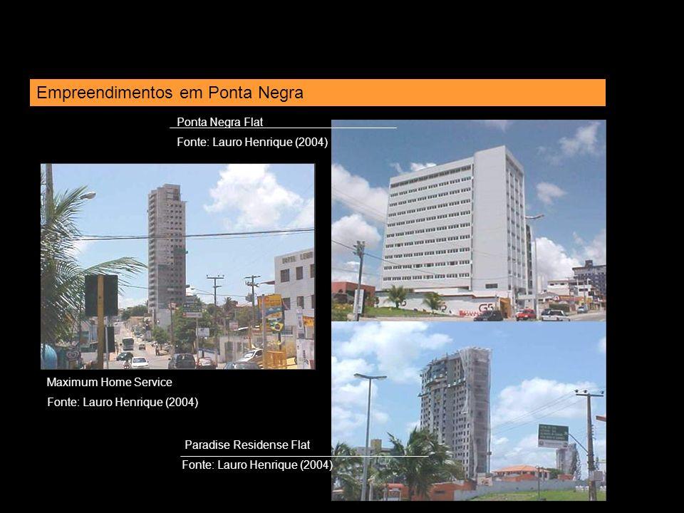 Empreendimentos em Ponta Negra
