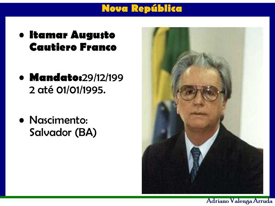 Itamar Augusto Cautiero Franco