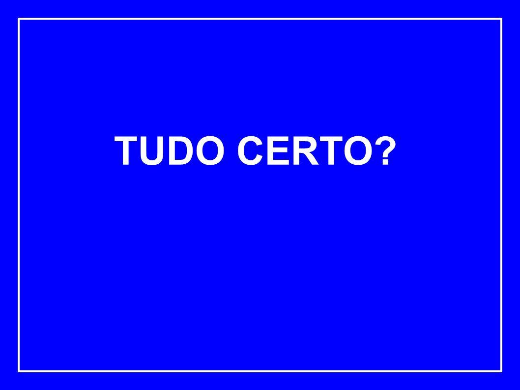 TUDO CERTO