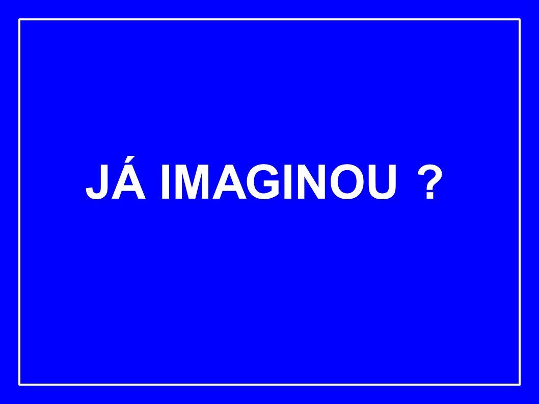 JÁ IMAGINOU