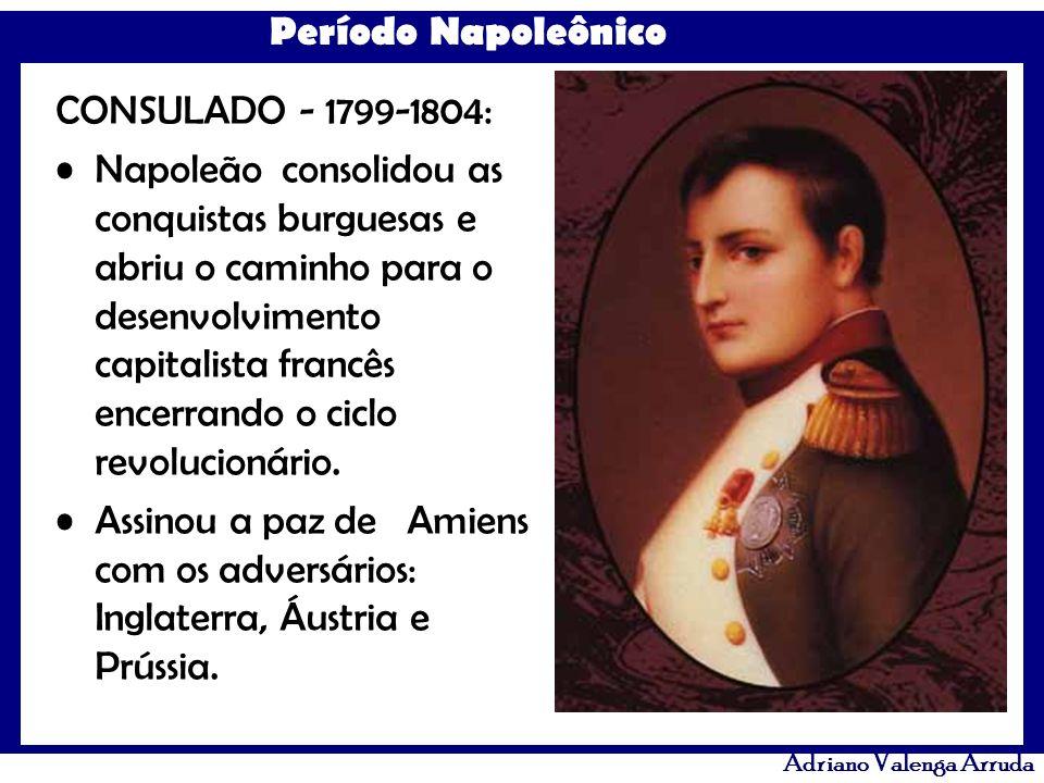 CONSULADO - 1799-1804: