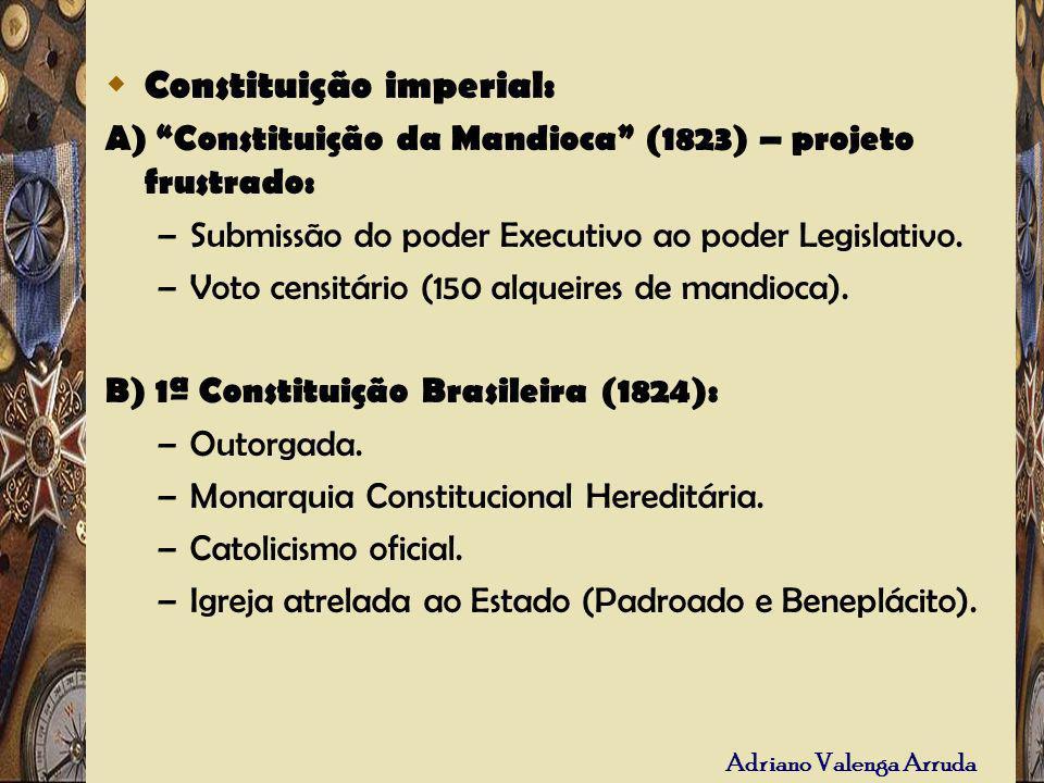 Constituição imperial: