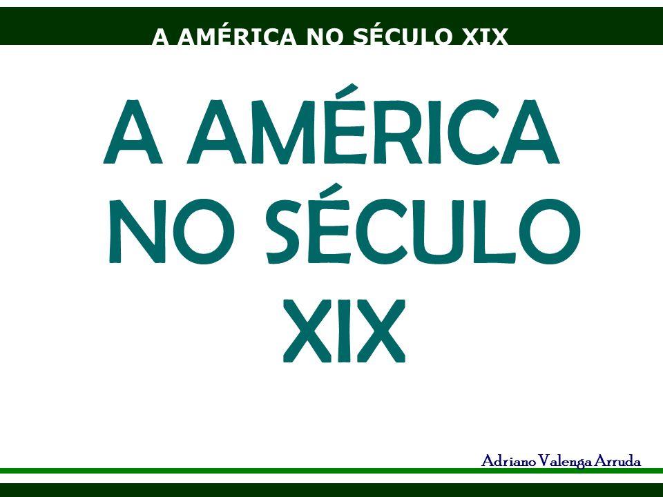 A AMÉRICA NO SÉCULO XIX