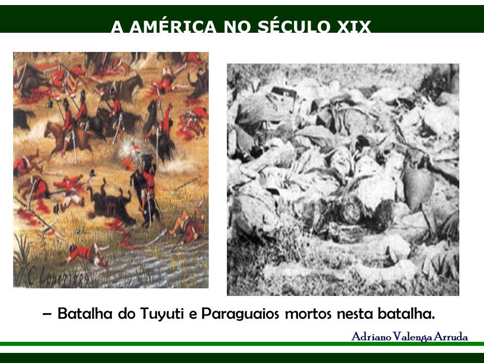 Batalha do Tuyuti e Paraguaios mortos nesta batalha.